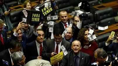 PSDB deve votar a favor da denúncia; relator diz que não soube de orientação