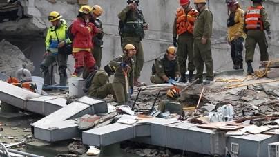 Menina soterrada em escola se torna símbolo do terremoto no México
