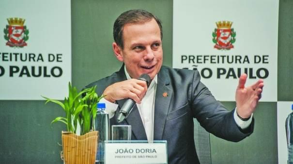 Preferiria não disputar, diz Doria sobre prévias com Alckmin