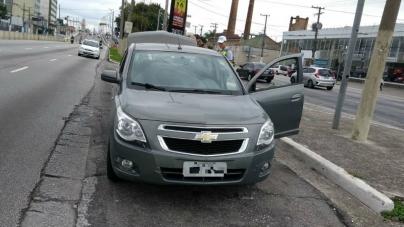Carro com mais de R$ 1,7 milhão em multas é apreendido