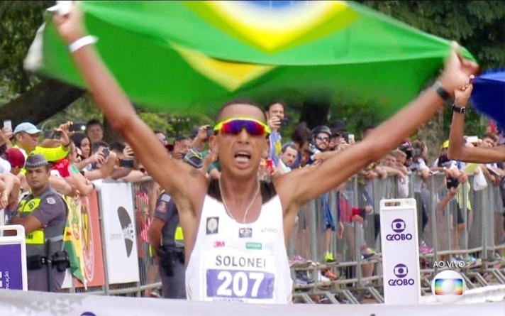 Brasileiros fazem dobradinha e vencem Maratona Internacional de SP
