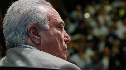 Ministério Público Federal pede  que Temer retorne para a prisão