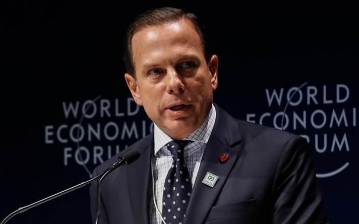 Doria acirra disputa com França na corrida ao governo de SP