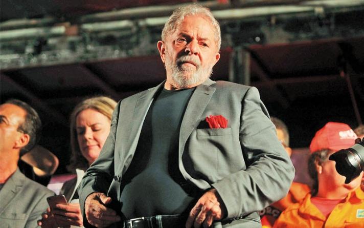 Lava Jato quer aumentar pena de  Lula no caso do sítio de Atibaia