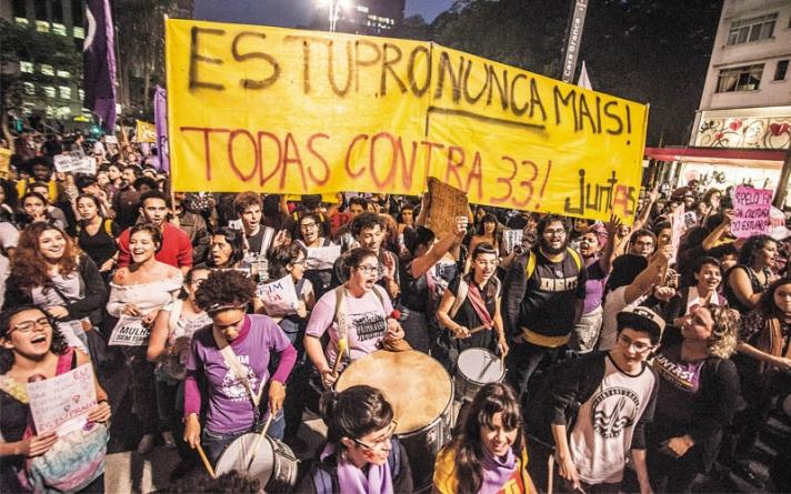 País registra 60 mil estupros e 221 mil crimes da Lei Maria da Penha em 2017