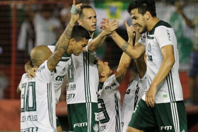 Palmeiras bate o Sport em Recife e  assume a vice-liderança do Brasileiro
