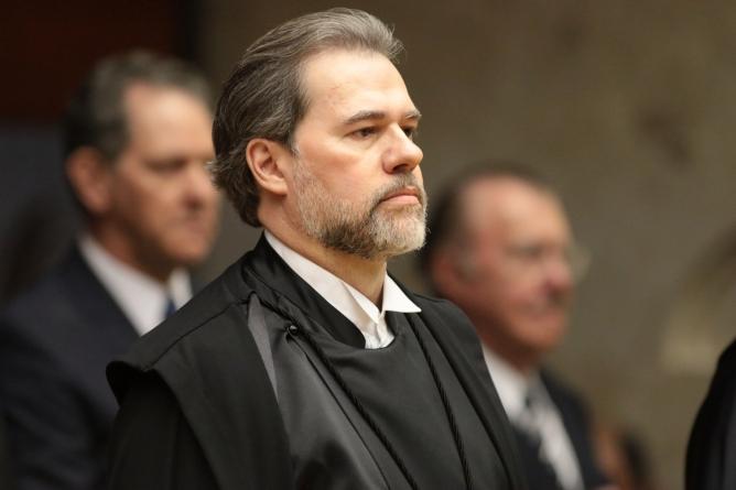 Judiciário não pode fechar os olhos À violência, diz Toffoli, presidente do STF