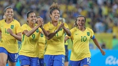 Após Marta faturar prêmio, Brasil cai para oitavo no ranking feminino da Fifa