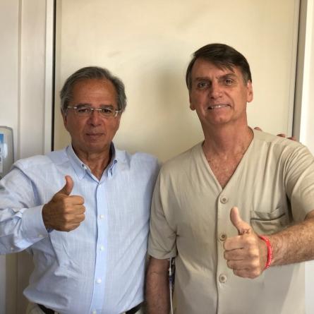 MPF investiga Guedes, economista de Bolsonaro, por suspeita de fraude em fundos