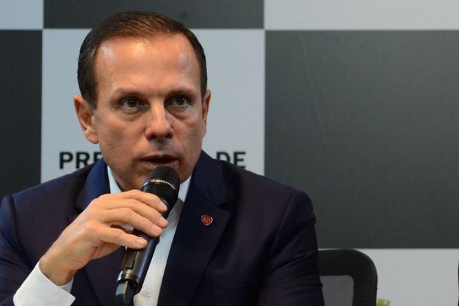 Doria vai discutir a privatização  do Porto de Santos e Ceagesp