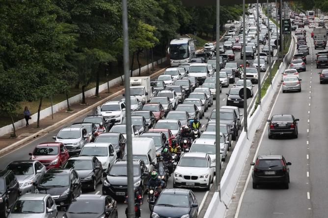Rodízio de Veículos volta a vigorar  a partir da próxima segunda-feira