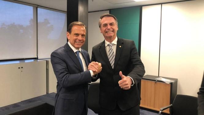 Doria diz que Bolsonaro deve assinar decreto sobre posse de armas na sexta
