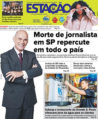 Jornal Estação de 12/02/2019 – Ed. 1252