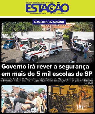 Jornal Estação de 14/03/2019 – Ed. 1271