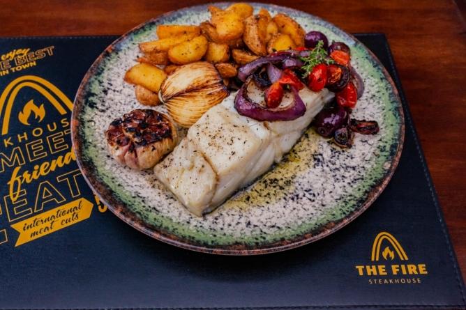 Restaurante The Fire apresenta prato especial para a Semana Santa