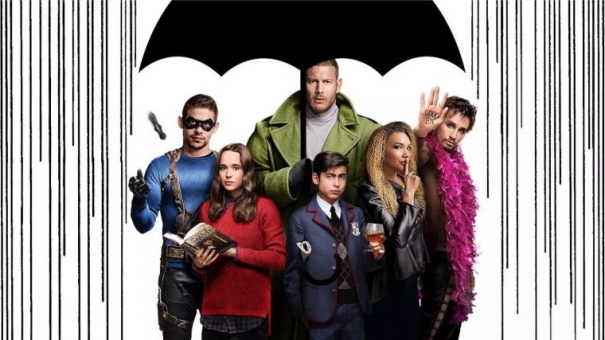 Netflix anuncia 2ª temporada  de 'The Umbrella Academy'