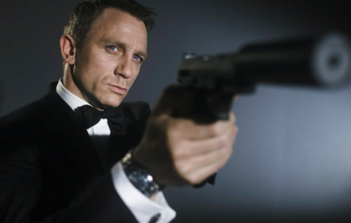 Daniel Craig sofre lesão durante gravação de 'Bond 25'