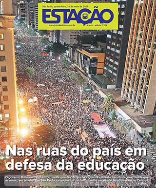 Jornal Estação de 16/05/2019 – Ed. 1314