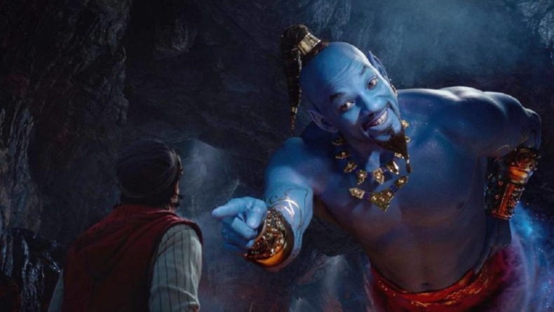 'Aladdin': Will Smith usou referências de 'Um Maluco no Pedaço' no papel de gênio
