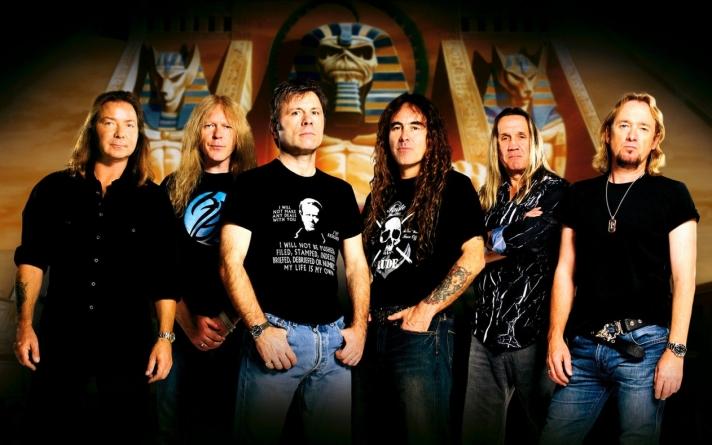 Iron Maiden anuncia dois shows  no Brasil, depois do Rock in Rio