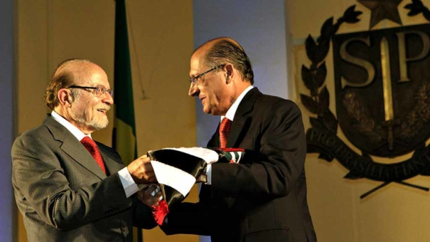 Promotor pede bloqueio de até R$ 5,4 bi de Alckmin, Goldman e outros 28