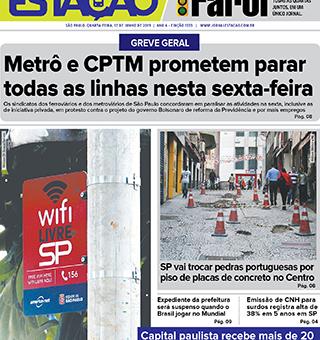 Jornal Estação de 12/06/219 – Ed. 1333