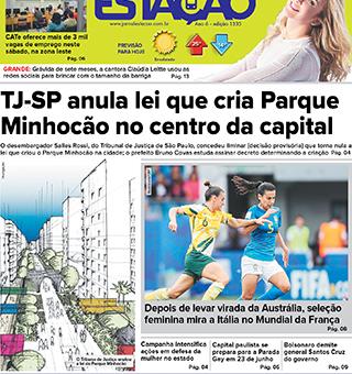 Jornal Estação de 14/06/2019 – Ed. 1335