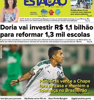 Jornal Estação de 03/06/2019 – Ed. 1326