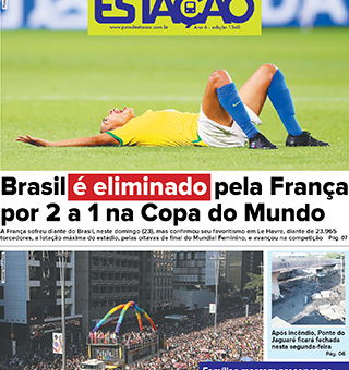 Jornal Estação de 24/06/2019 – Ed. 1340