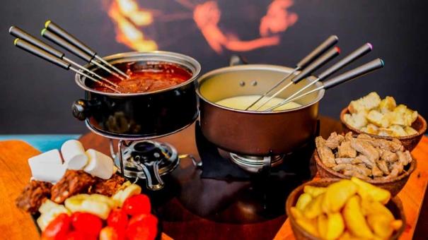 Tradicional prato do inverno, fondue é analisado por consumidores