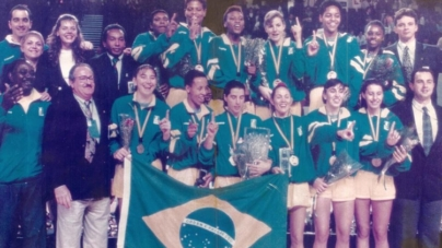 Há 25 anos, Brasil era campeão do Mundial Feminino de Basquete