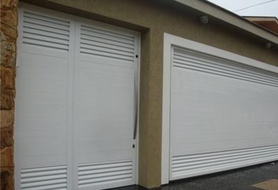 Portões automáticos residenciais podem ficar sem alerta sonoro e luminoso