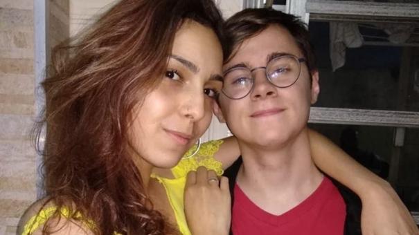 Namorada de Rafael Miguel cobra justiça pelo assassinato do ator