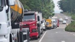 Pesquisa revela que 7,8% dos caminhoneiros usam drogas