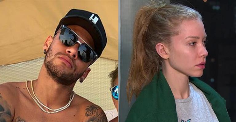 Exame em modelo que acusa Neymar de estupro aponta apenas lesão em dedo