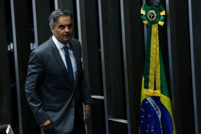 No PSDB, ação para saída de Aécio divide Executiva