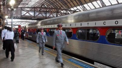 Trens voltarão a passar pelo túnel dos heróis de 32 entre São Paulo e Minas