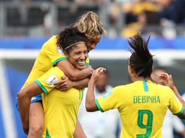 Gol de Cristiane contra a Austrália é escolhido o mais bonito do Mundial