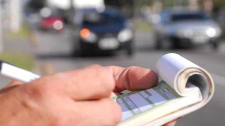 Detran começa a identificar e punir 'recebedores de multas'