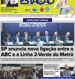 Jornal Estação de 04/07/2019 – Ed. 1348