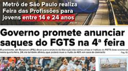 Jornal Estação de 22/07/2019 – Ed. 1358