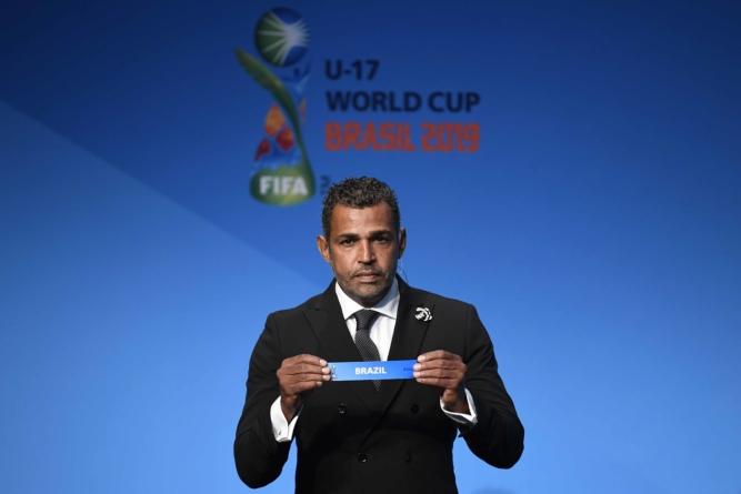 Canadá, Nova Zelândia e Angola serão adversários do Brasil no Mundial Sub-17