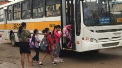 Governo Doria corta fretamento de ônibus escolar para alunos da rede
