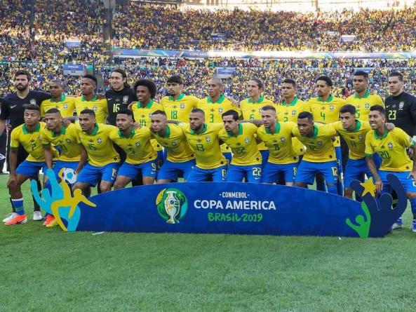Brasil chega ao 9º título da Copa América e segue na busca de Uruguai e Argentina
