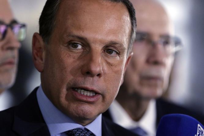 Doria critica fala de Bolsonaro sobre Bachelet: 'cuide mais do seu povo', diz