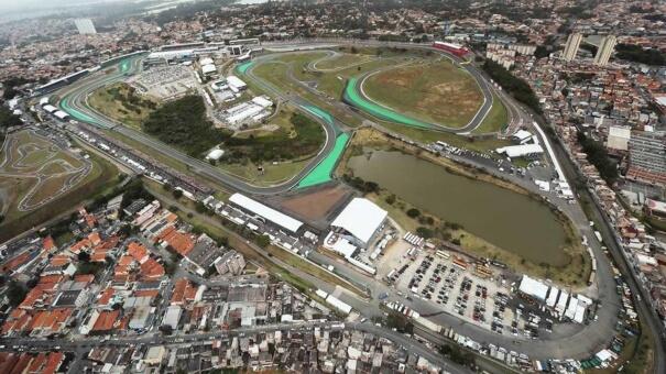 Prefeitura de São Paulo aguarda definição sobre GP do Brasil de F-1 até novembro
