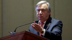 Secretário-geral da ONU diz estar preocupado com incêndios na Amazônia