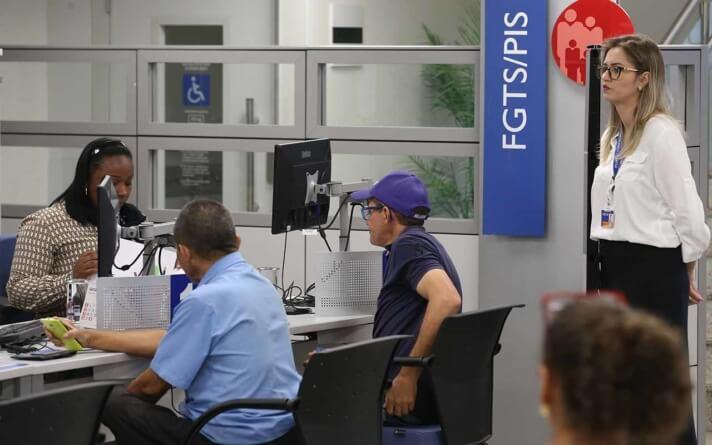 Caixa começa a liberar nesta sexta-feira os R$ 500 do FGTS