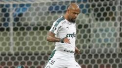 STJD suspende Felipe Melo, do Palmeiras, por 4 jogos por expulsão contra o Bahia