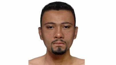 Polícia divulga retrato falado de suspeito de matar motorista de aplicativo